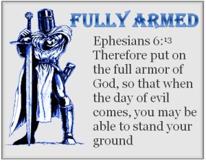 Bible full armor