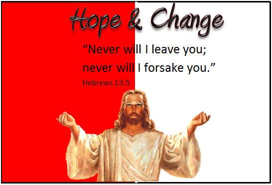 Bible Hope and change
