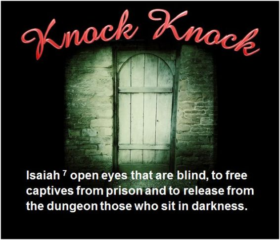Bible knock knock
