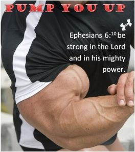 bible Pump you up