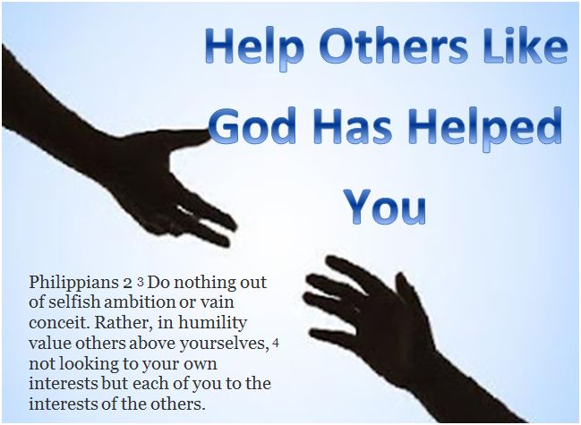bible help others