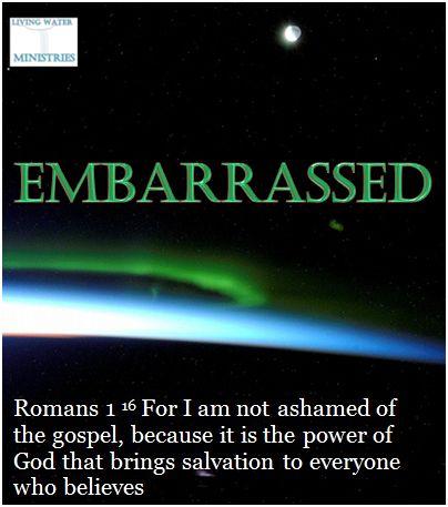 bible ashamed