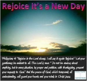 bible rejoice