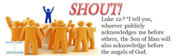 bible shout