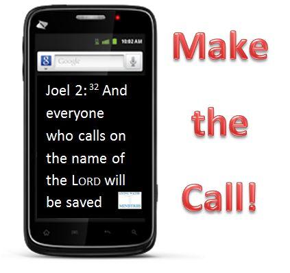 bible make the call