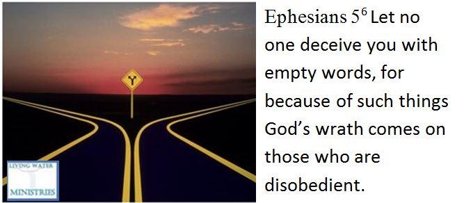 Bible no deceive
