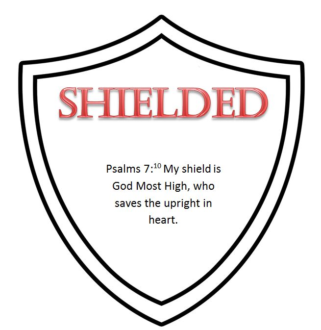 Bible shielded