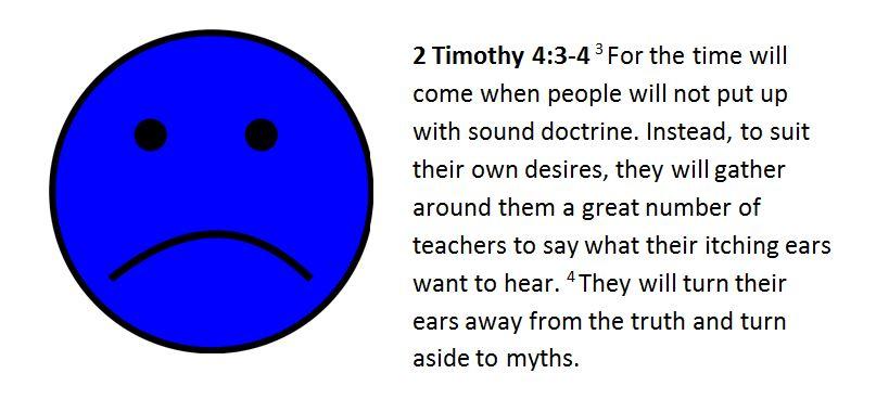 bible sad
