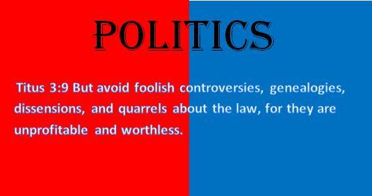Bible Politics 2